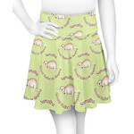 Sloth Skater Skirt (Personalized)