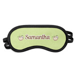 Sloth Sleeping Eye Mask (Personalized)