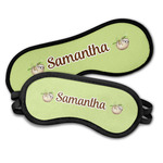 Sloth Sleeping Eye Masks (Personalized)