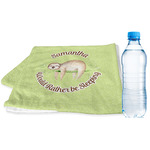 Sloth Sports & Fitness Towel (Personalized)
