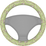 Sloth Steering Wheel Cover (Personalized)