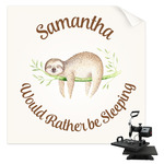 Sloth Sublimation Transfer (Personalized)