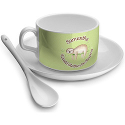 Sloth Tea Cups (Personalized)