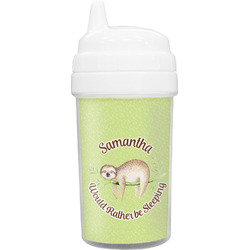 Sloth Toddler Sippy Cup (Personalized)