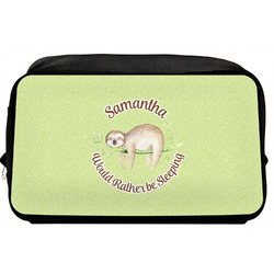 Sloth Toiletry Bag / Dopp Kit (Personalized)