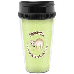Sloth Travel Mug (Personalized)