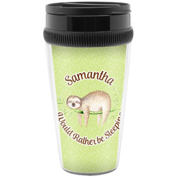 Sloth Travel Mugs (Personalized)