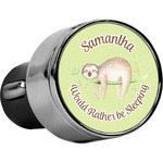 Sloth USB Car Charger (Personalized)