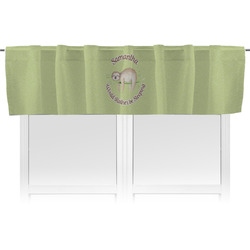 Sloth Valance (Personalized)
