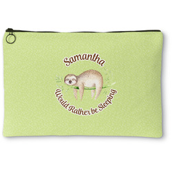 Sloth Zipper Pouch (Personalized)