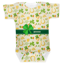 St. Patrick's Day Baby Bodysuit (Personalized)