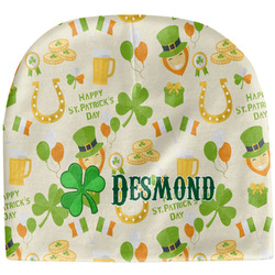 St. Patrick's Day Baby Hat (Beanie) (Personalized)