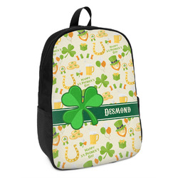 St. Patrick's Day Kids Backpack (Personalized)