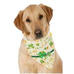 St. Patrick's Day Dog Bandana Scarf w/ Name or Text