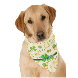 St. Patrick's Day Pet Bandanas (Personalized)