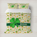 St. Patrick's Day Duvet Covers (Personalized)