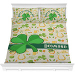 St. Patrick's Day Comforters (Personalized)