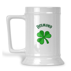 St. Patrick's Day Beer Stein (Personalized)