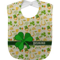 St. Patrick's Day Baby Bib (Personalized)
