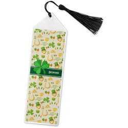 St. Patrick's Day Book Mark w/Tassel (Personalized)