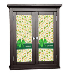 St. Patrick's Day Cabinet Decal - XLarge (Personalized)