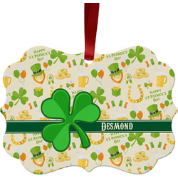 St. Patrick's Day Ornament (Personalized)