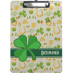 St. Patrick's Day Clipboard (Personalized)