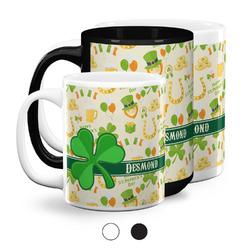 St. Patrick's Day Coffee Mugs (Personalized)