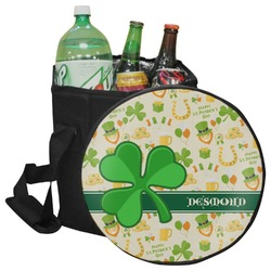 St. Patrick's Day Collapsible Cooler & Seat (Personalized)