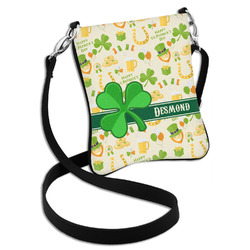St. Patrick's Day Cross Body Bag - 2 Sizes (Personalized)