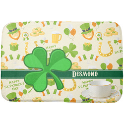 St. Patrick's Day Dish Drying Mat (Personalized)