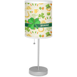 """St. Patrick's Day 7"""" Drum Lamp with Shade (Personalized)"""
