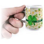 St. Patrick's Day Espresso Cups (Personalized)