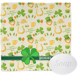 St. Patrick's Day Wash Cloth (Personalized)