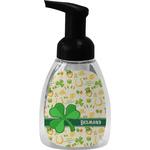 St. Patrick's Day Foam Soap Dispenser (Personalized)