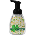 St. Patrick's Day Foam Soap Dispenser (Personalized)