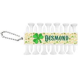 St. Patrick's Day Golf Tees & Ball Markers Set (Personalized)