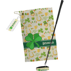 St. Patrick's Day Golf Towel Gift Set (Personalized)