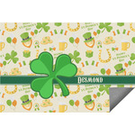 St. Patrick's Day Indoor / Outdoor Rug (Personalized)