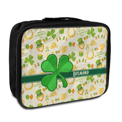St. Patrick's Day Insulated Lunch Bag (Personalized)