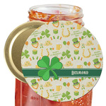 St. Patrick's Day Jar Opener (Personalized)