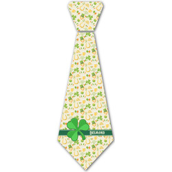 St. Patrick's Day Iron On Tie (Personalized)