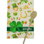 St. Patrick's Day Kitchen Towel - Full Print (Personalized)