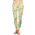 St. Patrick's Day Ladies Leggings (Personalized)