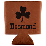 St. Patrick's Day Leatherette Can Sleeve (Personalized)