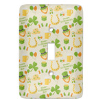 St. Patrick's Day Light Switch Covers (Personalized)