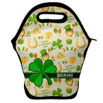 St. Patrick's Day Lunch Bag w/ Name or Text