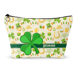 St. Patrick's Day Makeup Bags (Personalized)