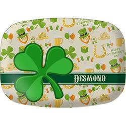 St. Patrick's Day Melamine Platter (Personalized)