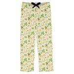 St. Patrick's Day Mens Pajama Pants (Personalized)